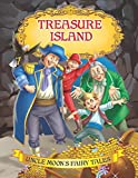 Uncle Moon's Fairy Tales-Treasure Island