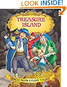 #3: Uncle Moon's Fairy Tales-Treasure Island