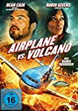 DVD Cover 'Airplane vs. Volcano