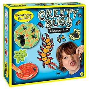 Creativity for Kids - Pegatinas para Pared y Cristal (CFK1955)