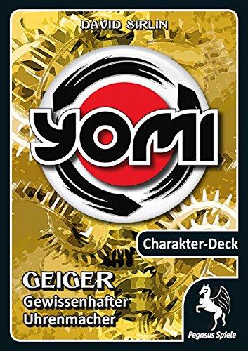 Pegasus-Spiele-17436G-Yomi-Einzeldeck-Geiger