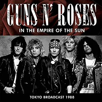 In the Empire of the Sun (Live)
