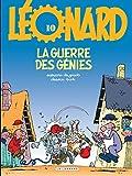 """Afficher """"Léonard n° 10 La Guerre des génies"""""""