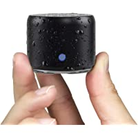 Con Custodia da Viaggio, EWA A106 Mini Altoparlante Bluetooth Portatile Cassa waterproof Resistente all'Acqua IP67…