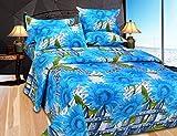 The Intellect Bazaar 130 TC Cotton Bed s...