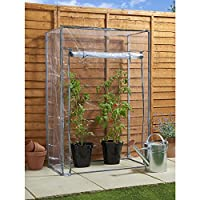 Sterling Tomato Greenhouse with PVC Cover