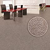 Floori Nadelfilz Teppich, GUT-Siegel, emissions- und geruchsfrei, wasserabweisend | Größe wählbar (400x200cm)