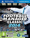 Football manager classic 2014...