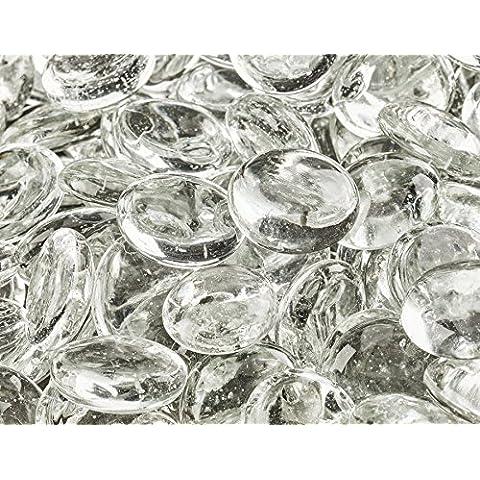 13mm, perline di vetro per interni o esterni, scavi o camino 9kg