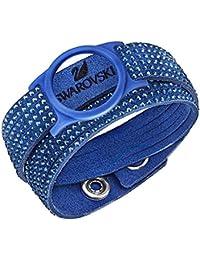 Swarovski pulsera de mujer slake AC Activity Crystal Carrier plástico Cristal Azul 36 cm – 5225829