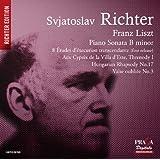 Liszt: Piano Sonata B Minor, Études d'éxecution transcendante