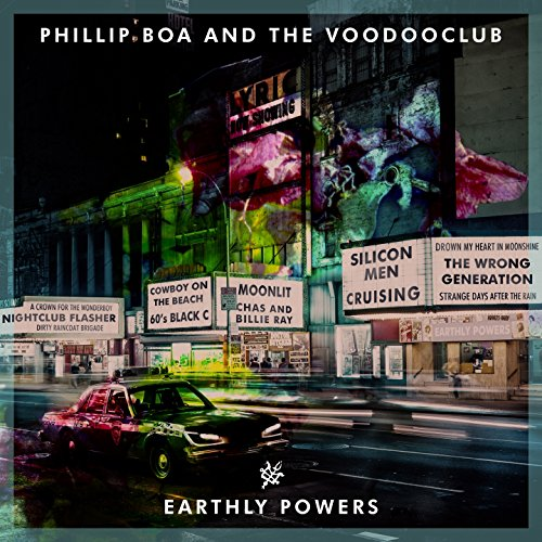 Earthly Powers [Explicit]