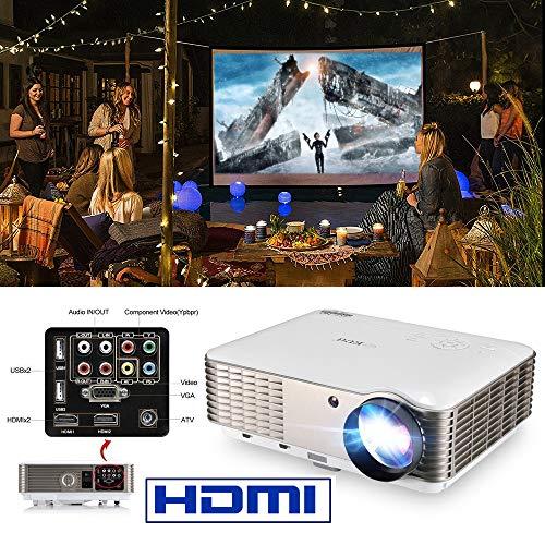 LCD Beamer 3900 Lumen Full HD 1080P