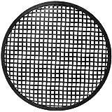 Grille métallique pour enceinte 25 cm - VDAC34 - Noir