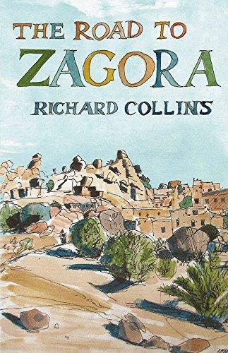 The road to Zagora