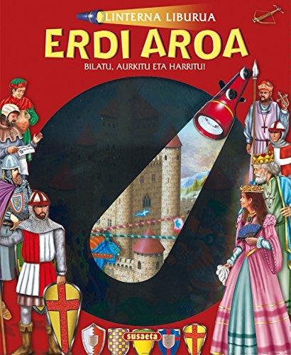 Erdi aroa (Linterna liburua) por Equipo Susaeta