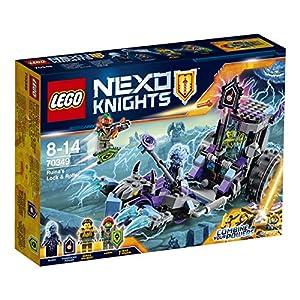 Lego Nexo Knights 70349 - Set Costruzioni Lock & Roller di Ruina  LEGO