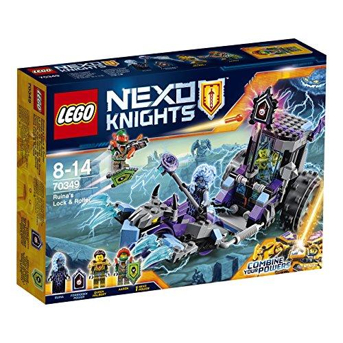 Nexo Knights - Rodillo triturador de Ruina 70349