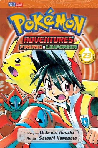 Pokemon adventures. Volume 23