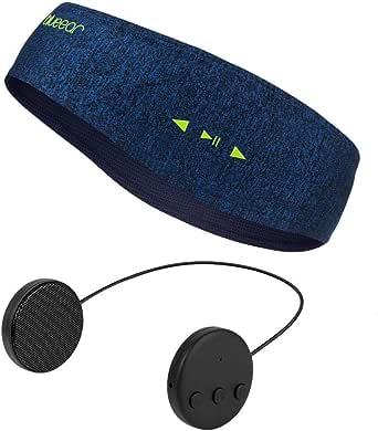 Bluetooth Stirnband Musik Sport Schweißbänder Für Männer Und Frauen Sleephone Mit Stereo Lautsprecher Für Outdoor Sportarten Bekleidung