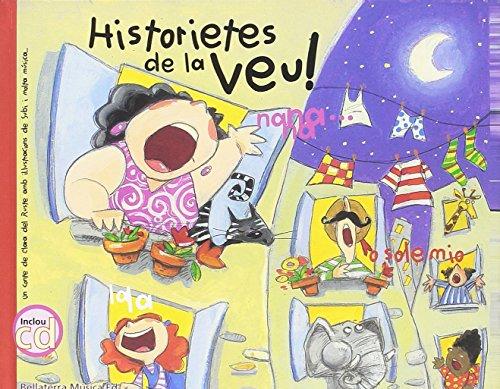 Historietes de la veu+ cd (Històries d'instruments
