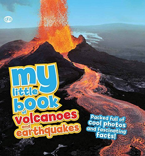 My Little Book of Volcanoes and Earthquakes: Packed full of cool photos and fascinating facts! by Claudia Martin (2015-08-03)