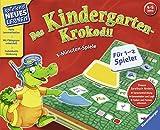Das Kindergarten-Krokodil: 5-Minuten-Spiele (Spielend Neues Lernen)