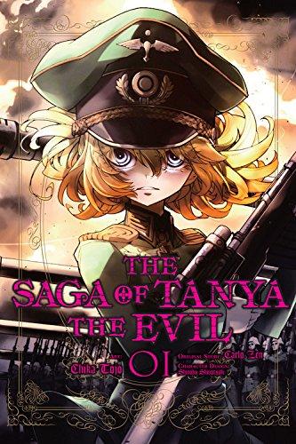 The Saga of Tanya the Evil, Vol. 1 (manga) por Carlo Zen