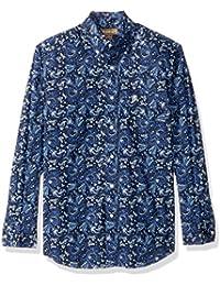 Ariat Men's Classic Fit Long Sleeve Button Down Shirt-Pro Series