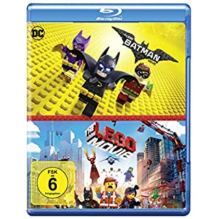 LEGO The Movie + LEGO Batman Collection 2 Film Collection (exklusiv bei Amazon.de) [Blu-ray] [Limited Edition]