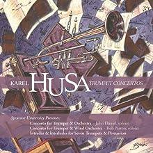 Karel Husa:Trumpet Concertos [Import USA]