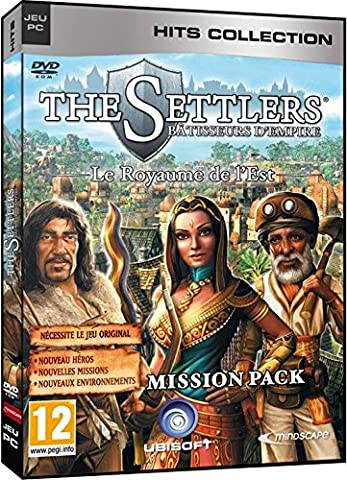 The Settlers 6 - Le royaume de l'Est (add on pour