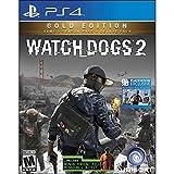 Ubisoft Watch_Dogs 2 Gold Edition, PS4 Oro PlayStation 4 vídeo - Juego (PS4, PlayStation 4, Acción / Aventura, Modo multijugador, M (Maduro))