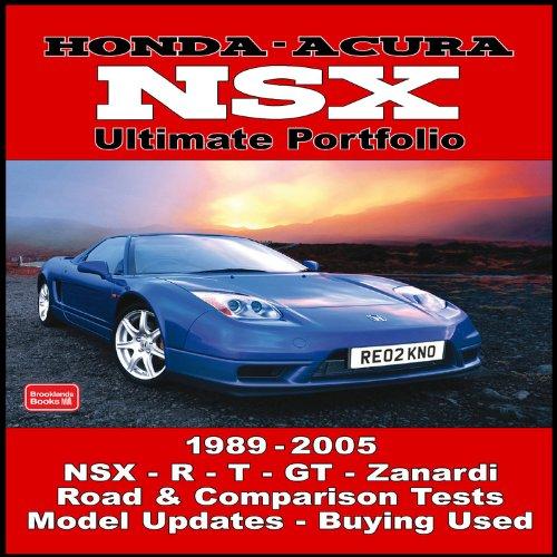 honda-acura-nsx-ultimate-portfolio-1989-2005-brooklands-books-road-test-series