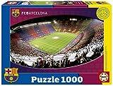 Educa Borrás 15477 - Puzzle 1000 piezas del Camp Nou, F.C. Barcelona