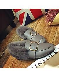 Zapatos de Mujer de Moda Todos Los Partidos , gris , EUR37