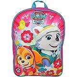 """Nickelodeon Paw Patrol 15"""" School Bag Backpack"""