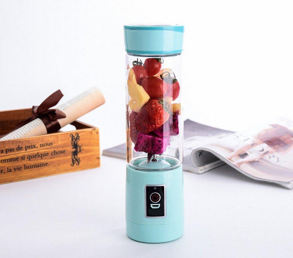 Home Juicer Juice Juice Cup Juice Juice Machine,Blu