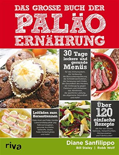 Das große Buch der Paläo-Ernährung (Die Besten Paleo Rezepte)