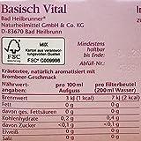 Bad Heilbrunner Basisch Vital, 20 Filterbeutel, 1er Pack