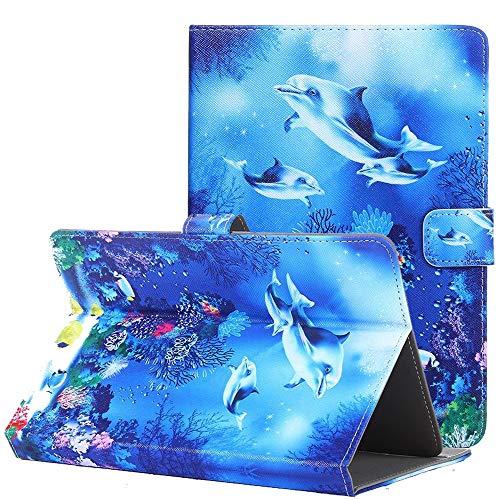 custodia x tablet 10 pollici KATUMO Custodia 10.1 Pollici Tablet (Universale 10   inch 10 Pollici Tablet)