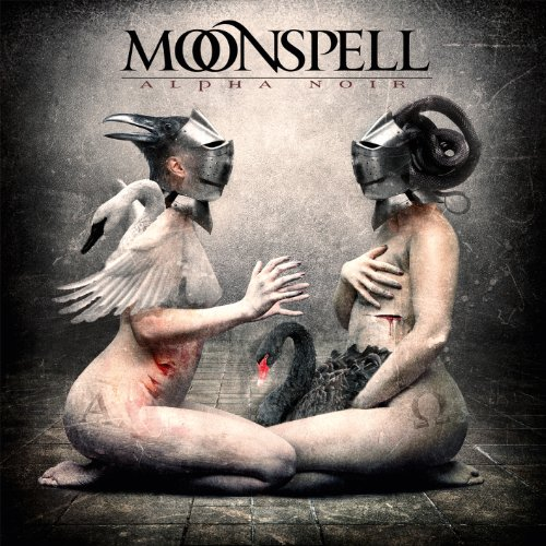 Moonspell: Alpha Noir (Limited Edition Mediabook plus Bonus-CD) (Audio CD)