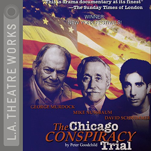 The Chicago Conspiracy Trial  Audiolibri
