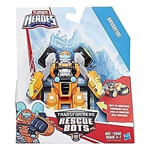 Playskool Héroes C0267EL2 Transformers - Figura de Bots de Rescate