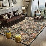 BAGEHUA Maßgeschneiderte türkische Teppiche Wohnzimmer Schlafzimmer Bettwäsche Decke Couchtisch Decke, 160cmx230cm, Bellevue 5.