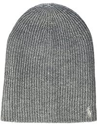 Polo Ralph Lauren Pony-Hat-Wool, Gorro de Punto para Mujer