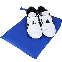 Keenso Scarpe Taekwondo, per Sport Boxe Kung Fu Taichi, Sneaker per Arti Marziali, Scarpe Leggere per Uomo e Donna con…
