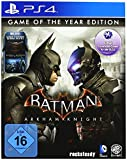 Batman: Arkham Knight - Game of the Year Edition [PlayStation