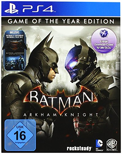 (Batman: Arkham Knight - Game of the Year Edition [PlayStation 4])