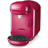 Bosch TAS1401 Machine à Café Multi-Boissons 1300 W, Rose